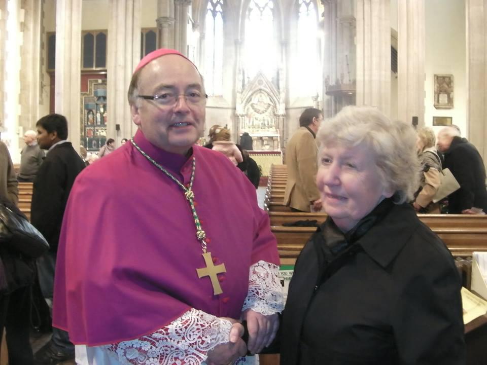 Bishop Robson